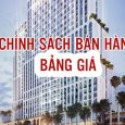 Thông tin Giá bán chung cư Ban Cơ Yếu Chính Phủ mới nhất