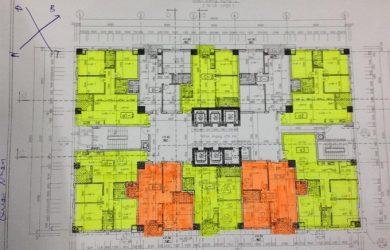 Thông tin chi tiết Mặt bằng chung cư ban Cơ yếu Chính Phủ