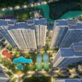 phối cảnh tòa tháp Vinhomes Smart City cao cấp